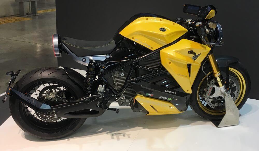 Электрический мотоцикл Bolid-E