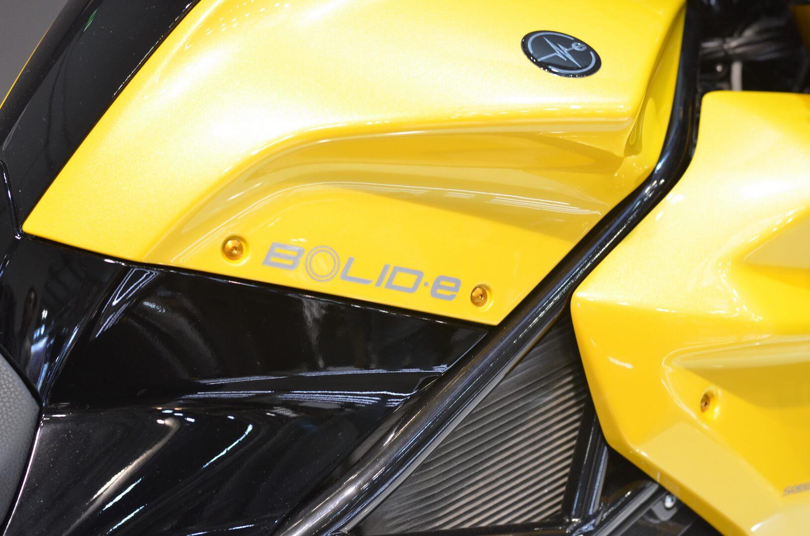 Электрический мотоцикл Bolid-E - фото 3