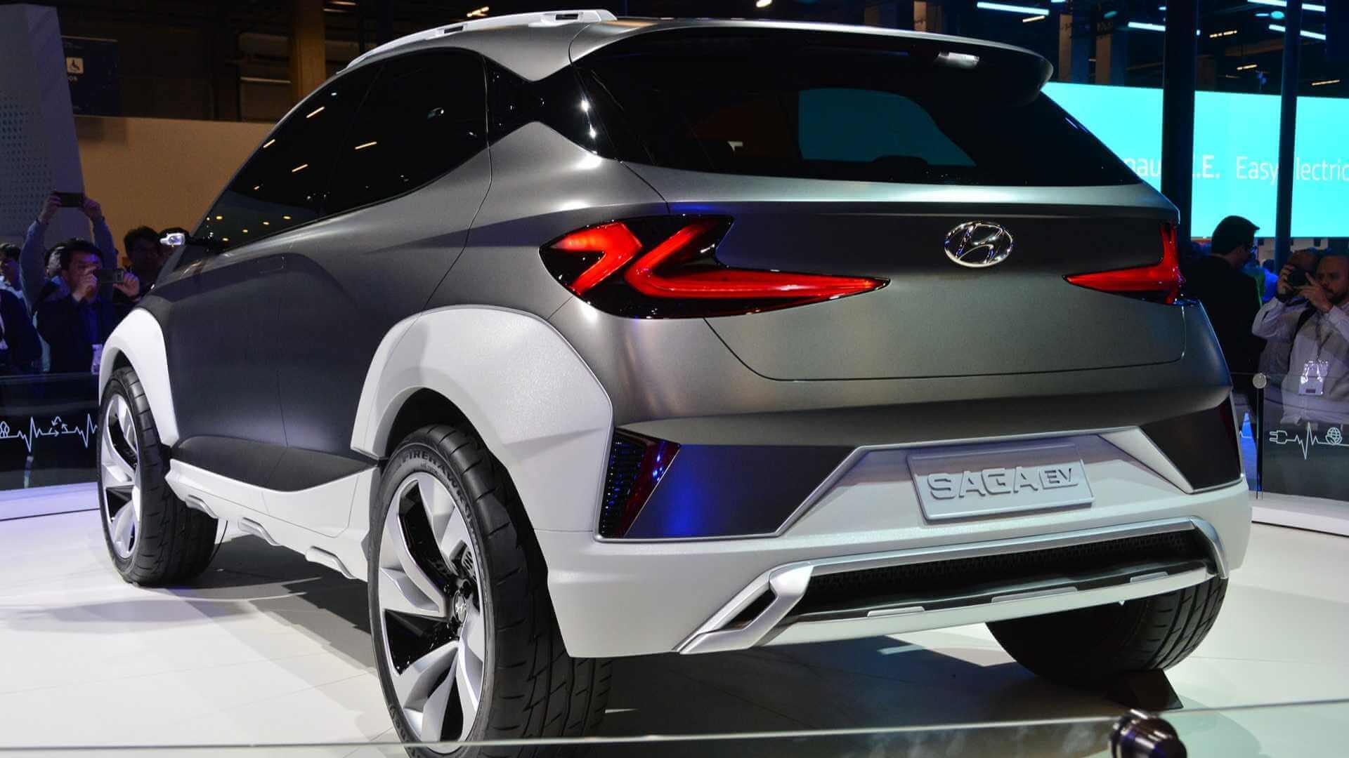 Электрический SUV Hyundai SAGA