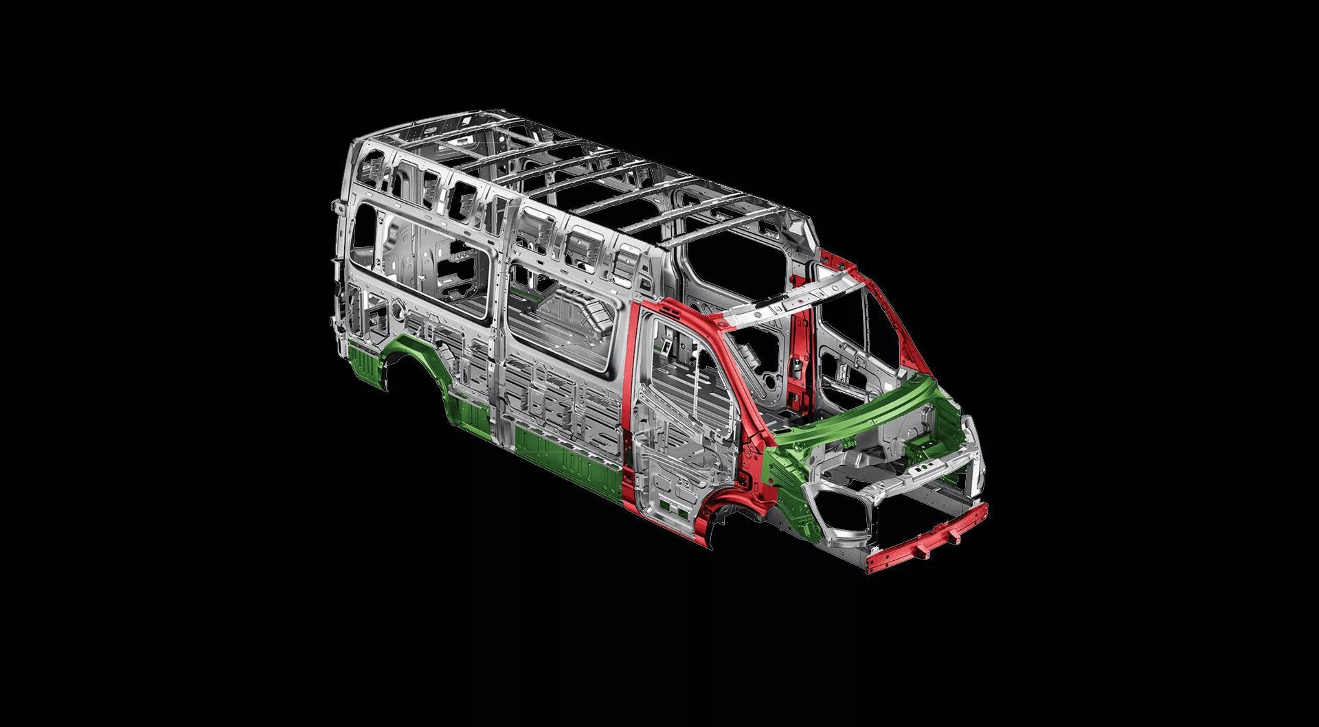 Электрический фургон на суперконденсаторах Iona Van