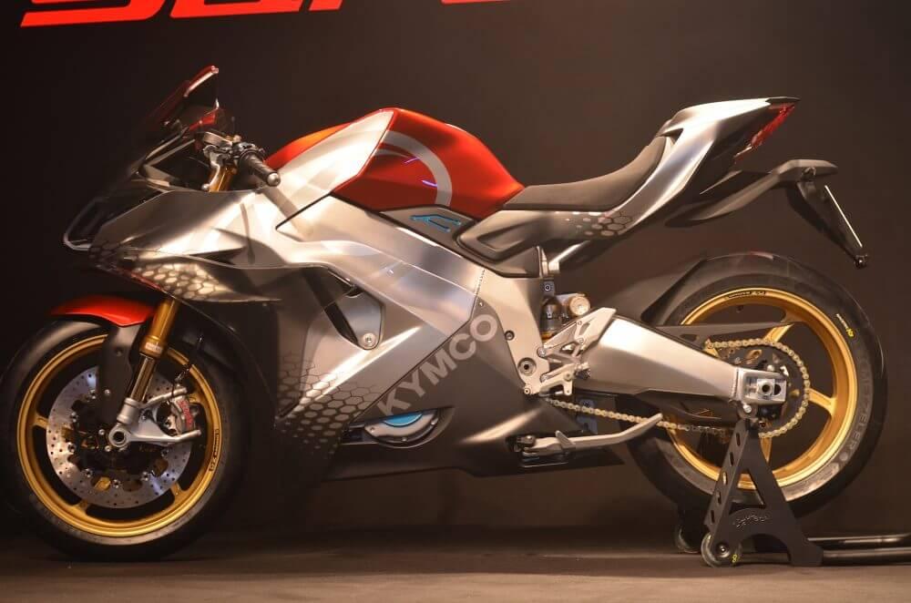 Электрический мотоцикл SuperNEX