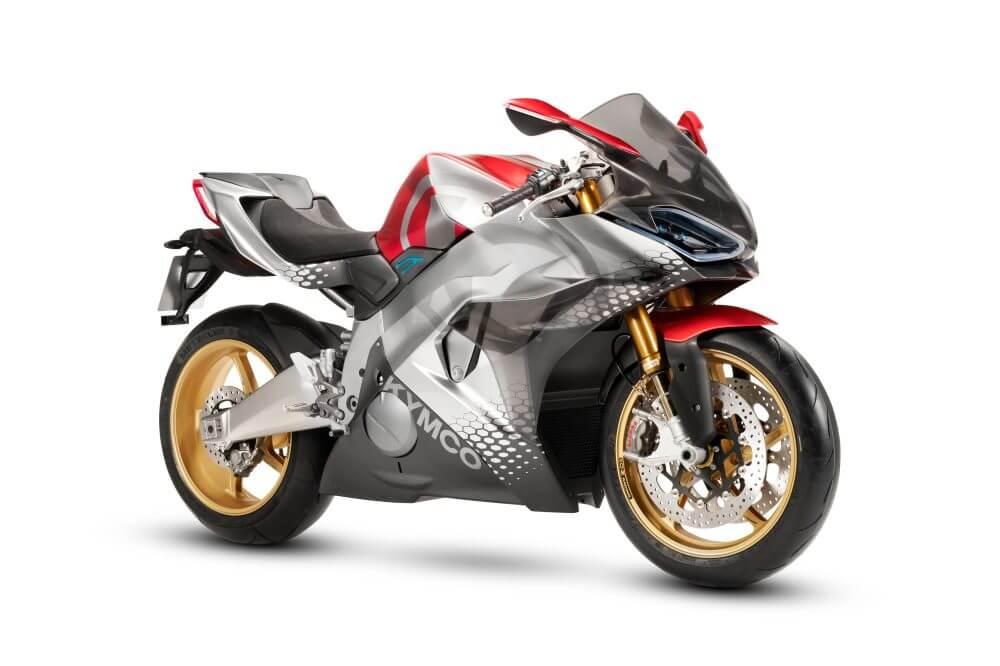 Электрический мотоцикл KYMCO SuperNEX