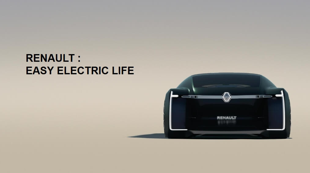 Renault: Easy Electric Drive