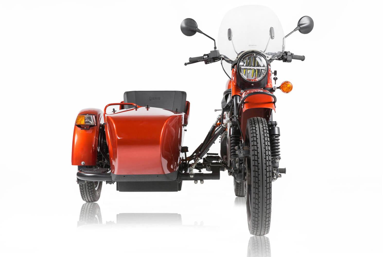 Электрический мотоцикл Ural - фото 2