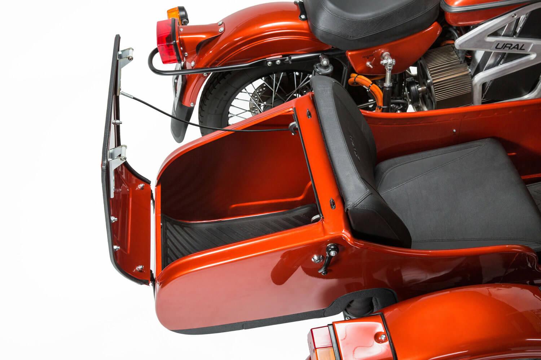 Электрический мотоцикл Ural - фото 4