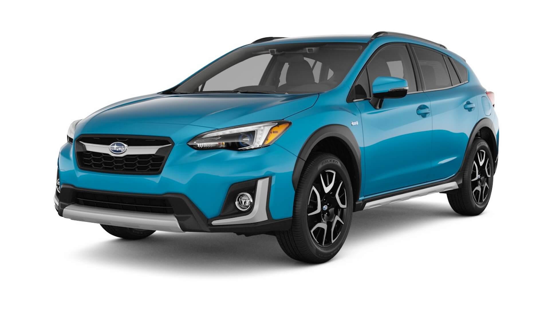 Фотография экоавто Subaru Crosstrek Hybrid - фото 10