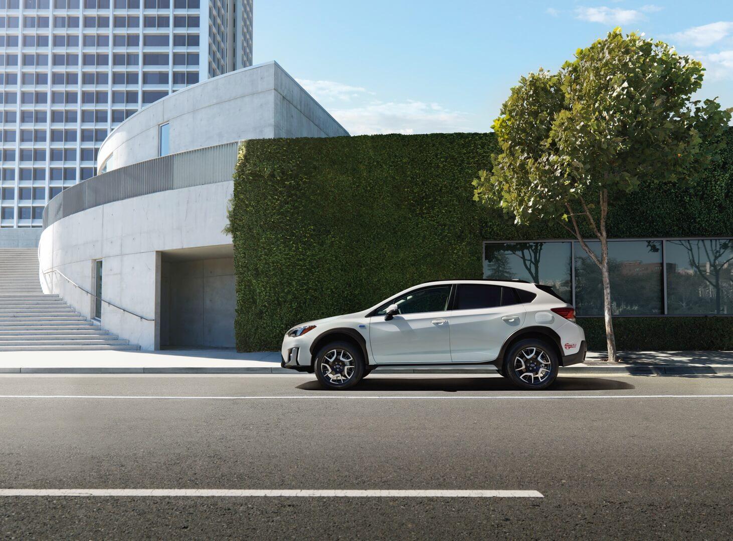Фотография экоавто Subaru Crosstrek Hybrid - фото 5