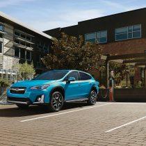 Фотография экоавто Subaru Crosstrek Hybrid - фото 2