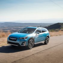 Фотография экоавто Subaru Crosstrek Hybrid - фото 12