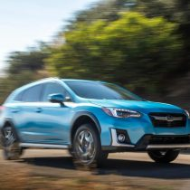 Фотография экоавто Subaru Crosstrek Hybrid - фото 11