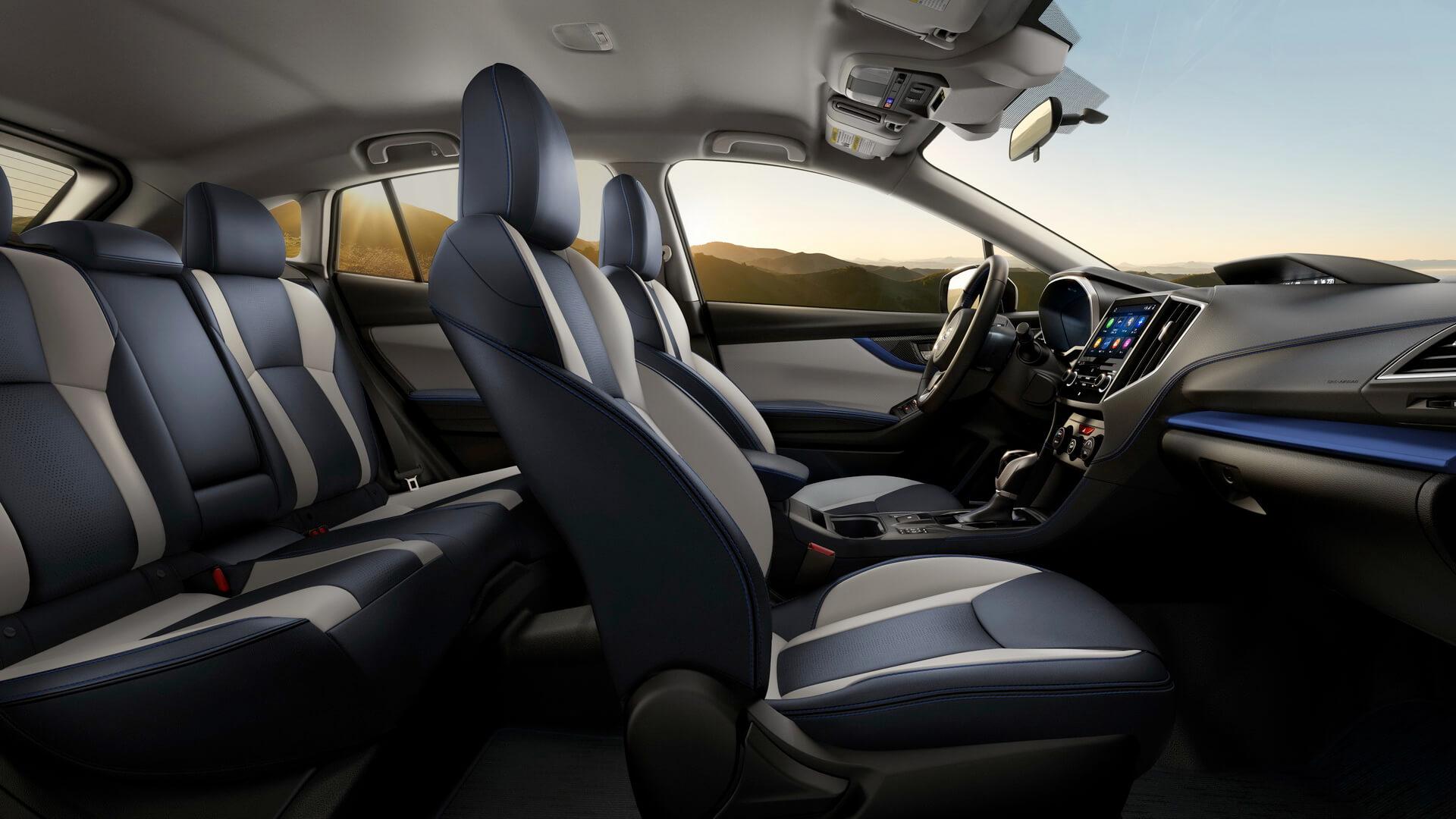 Фотография экоавто Subaru Crosstrek Hybrid - фото 18