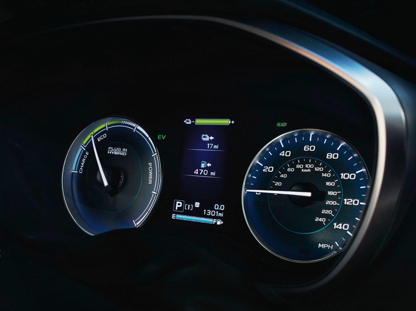 Фотография экоавто Subaru Crosstrek Hybrid - фото 16