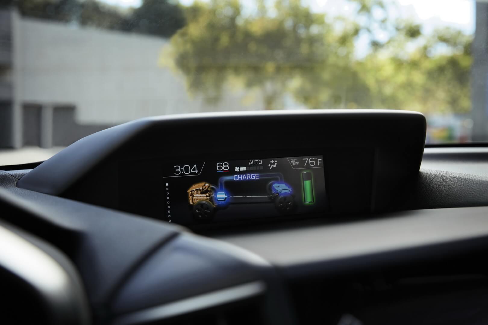 Фотография экоавто Subaru Crosstrek Hybrid - фото 17