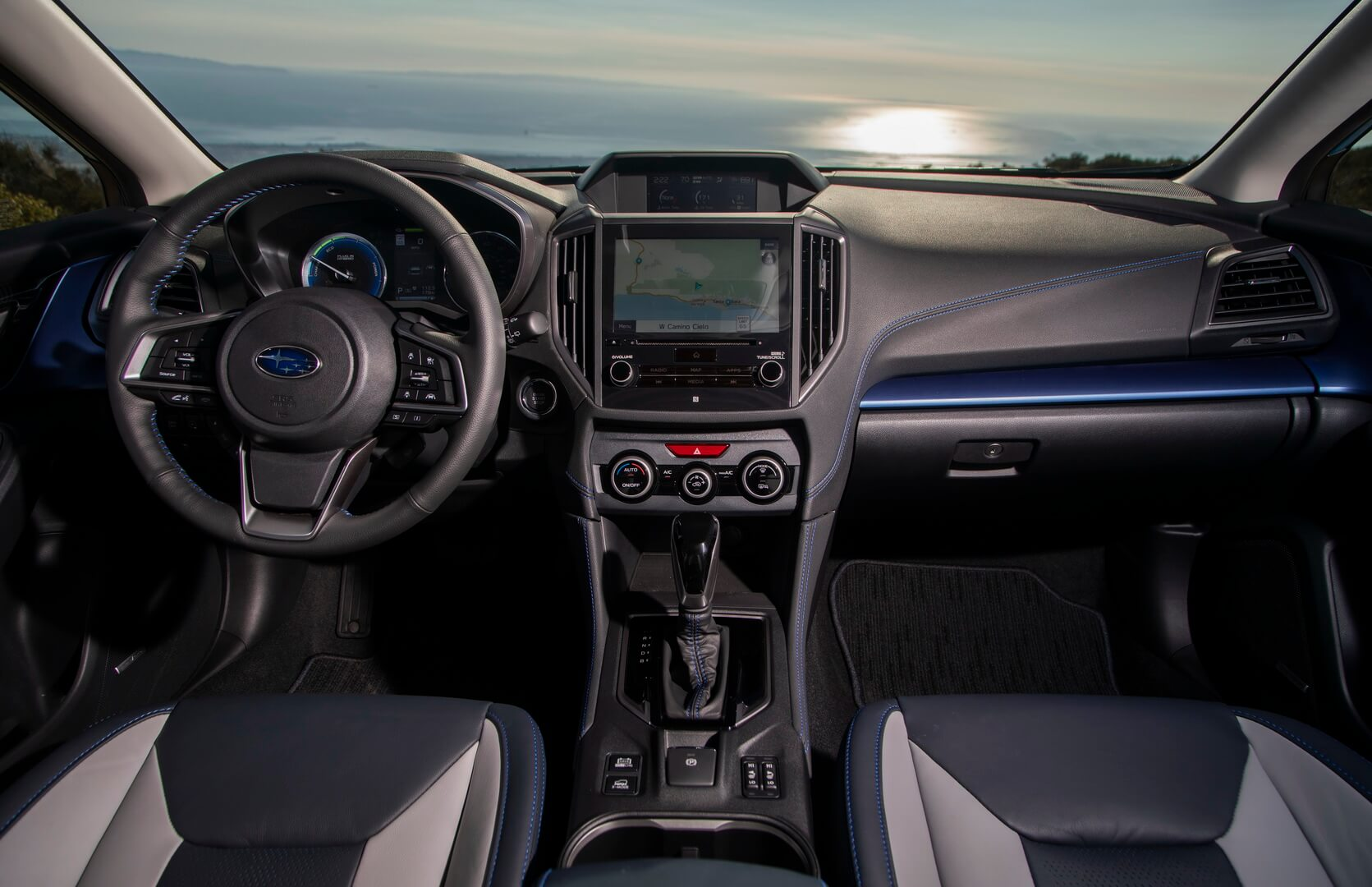 Фотография экоавто Subaru Crosstrek Hybrid - фото 20