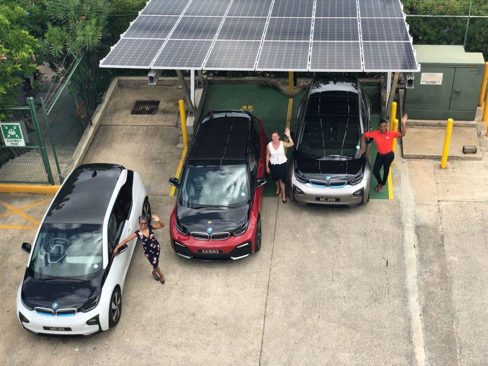 Барбадос: карибский остров с наибольшей концентрацией электромобилей