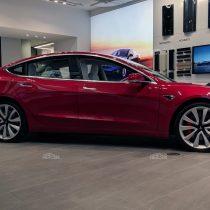 Фотография экоавто Tesla Model 3 Performance - фото 3