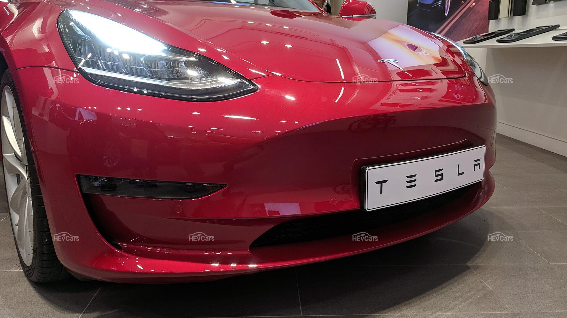 Фотография экоавто Tesla Model 3 Performance - фото 2