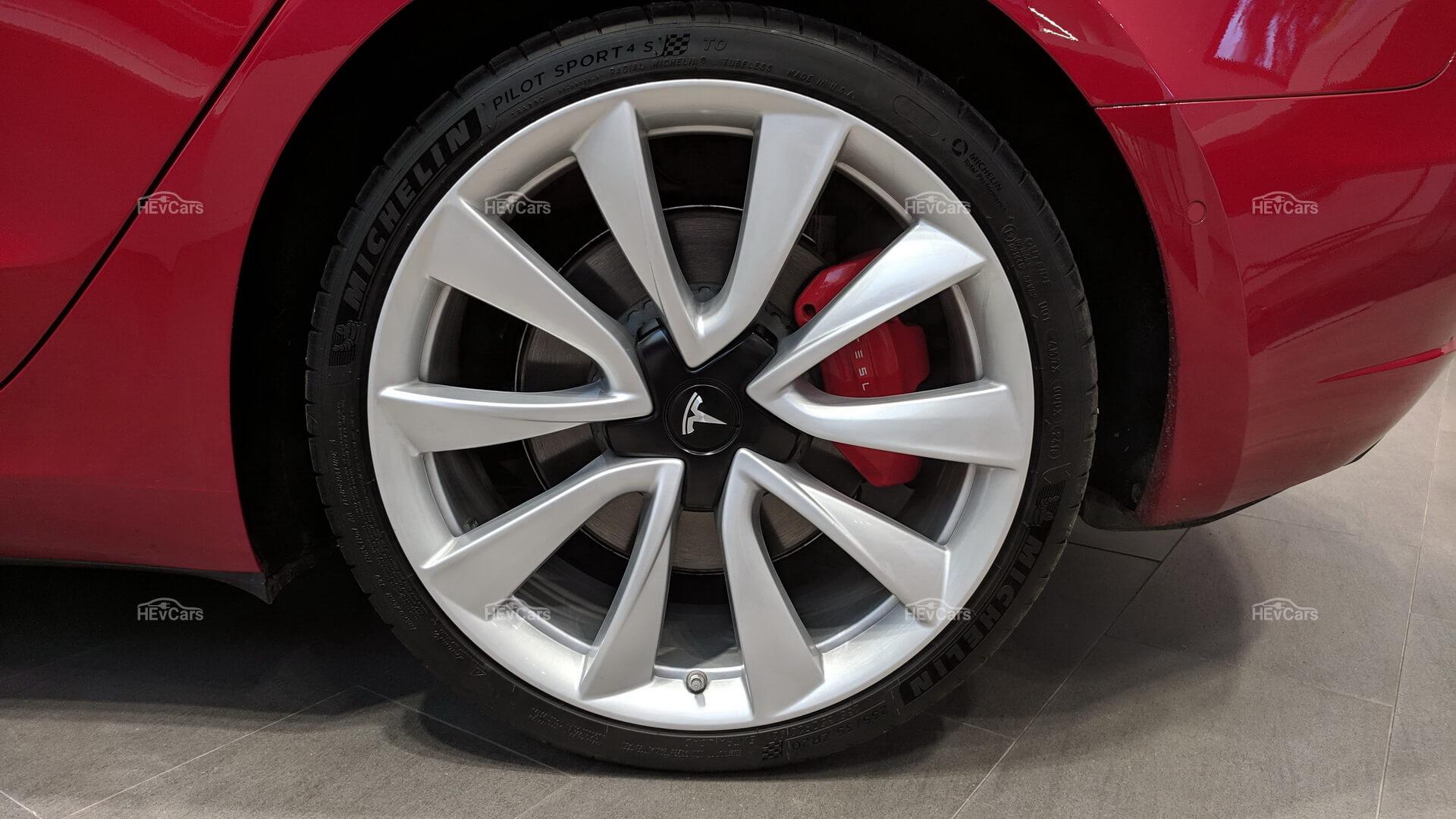 Фотография экоавто Tesla Model 3 Performance - фото 8