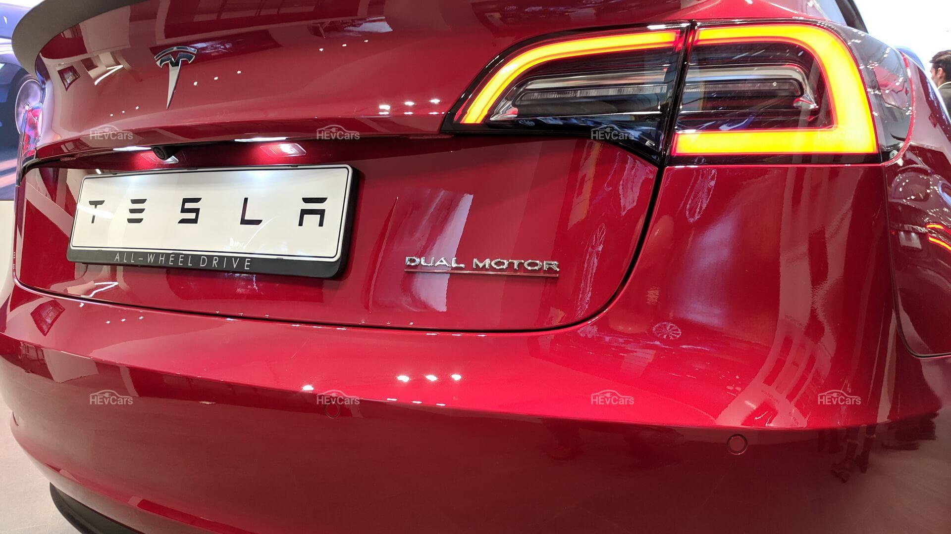 Фотография экоавто Tesla Model 3 Performance - фото 9