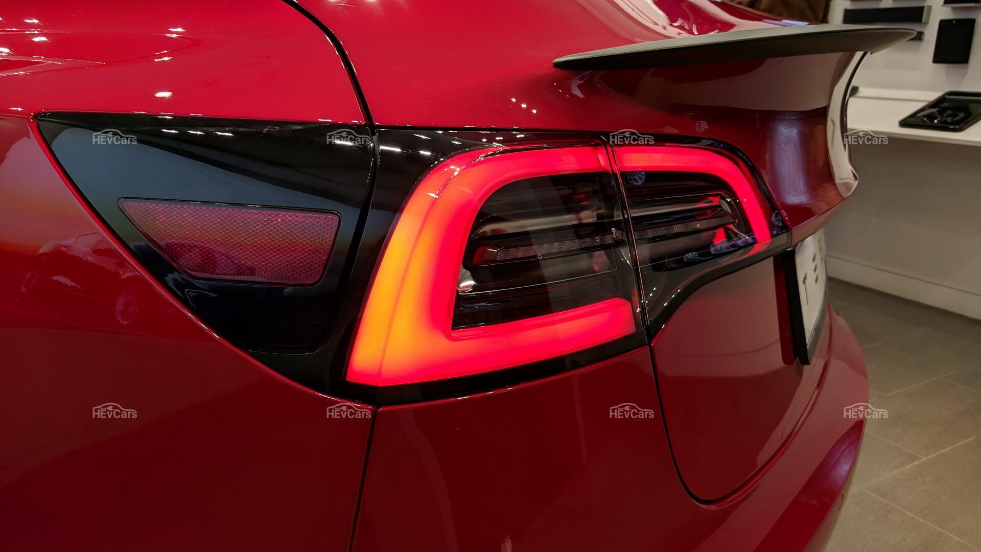 Фотография экоавто Tesla Model 3 Performance - фото 13