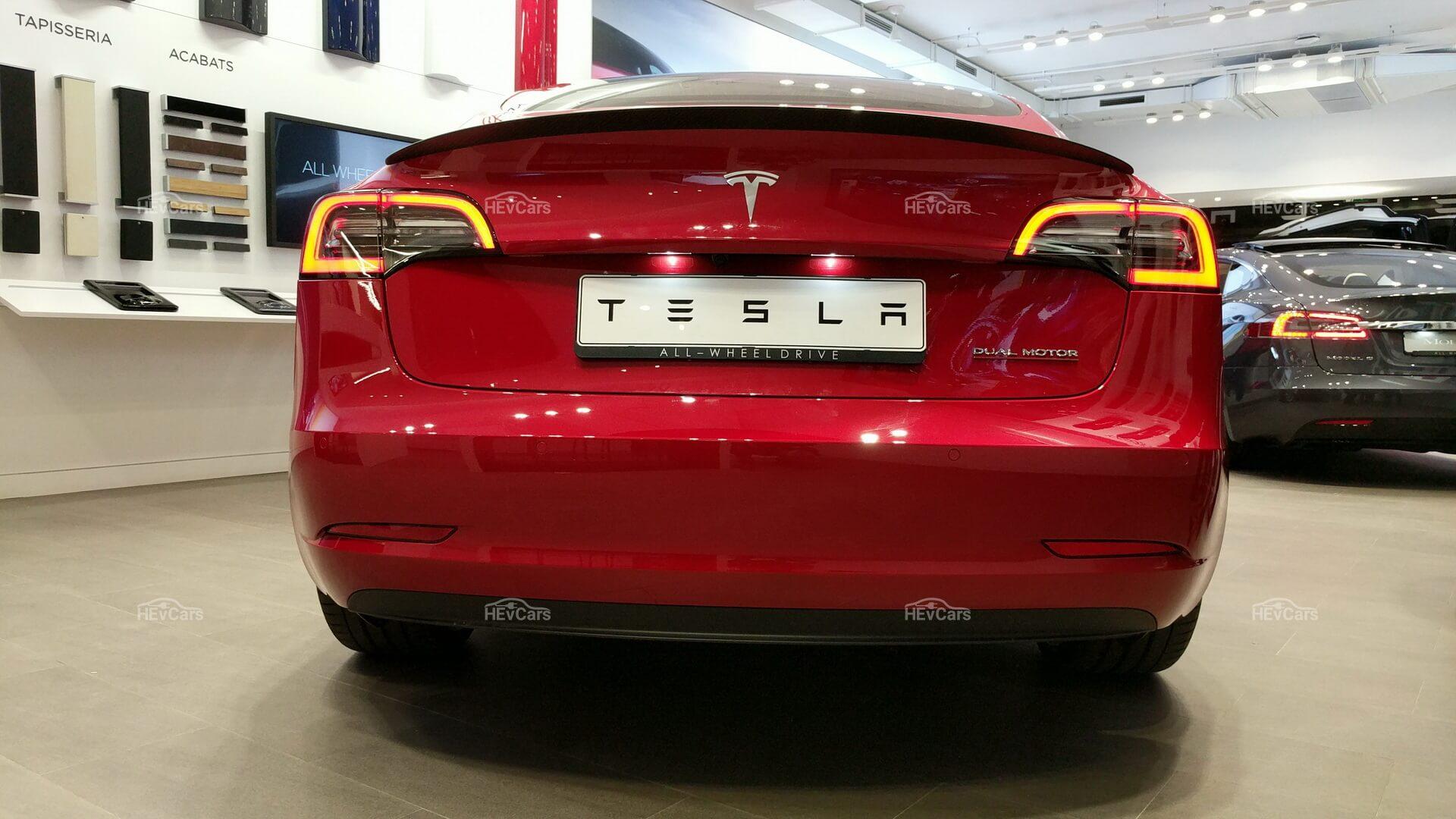 Фотография экоавто Tesla Model 3 Performance - фото 18