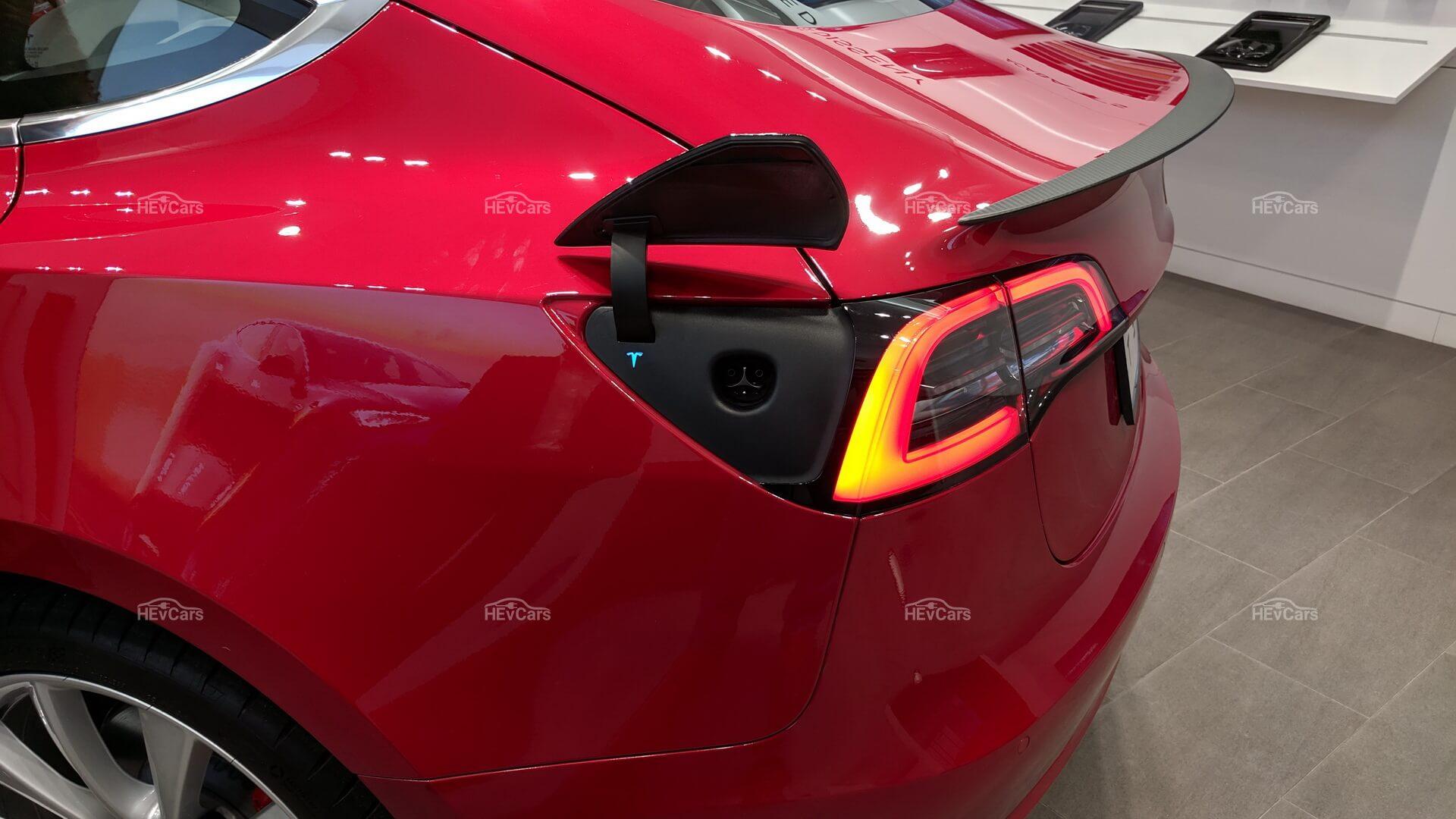 Фотография экоавто Tesla Model 3 Performance - фото 19