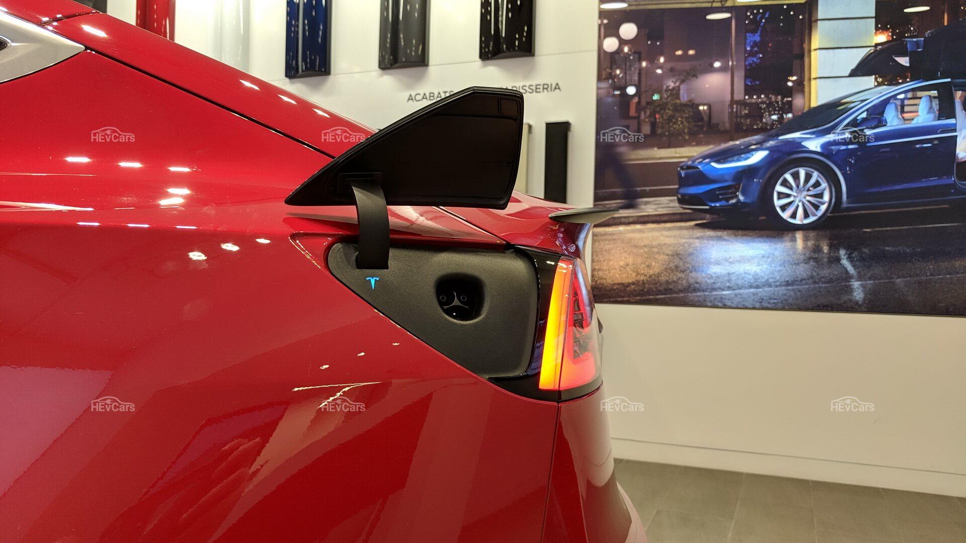 Фотография экоавто Tesla Model 3 Performance - фото 17