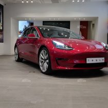 Фотография экоавто Tesla Model 3 Performance - фото 26