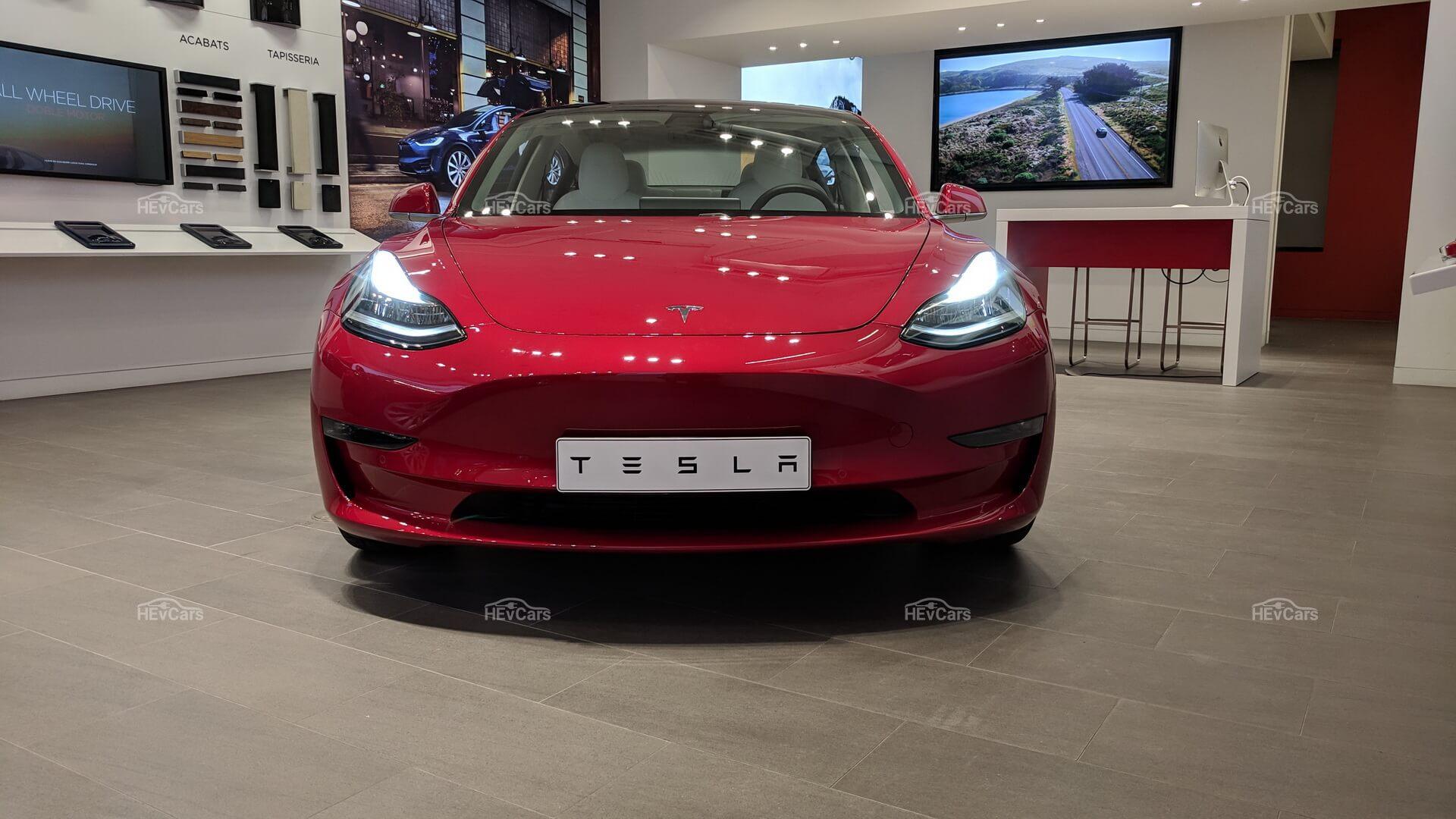 Фотография экоавто Tesla Model 3 Performance - фото 24