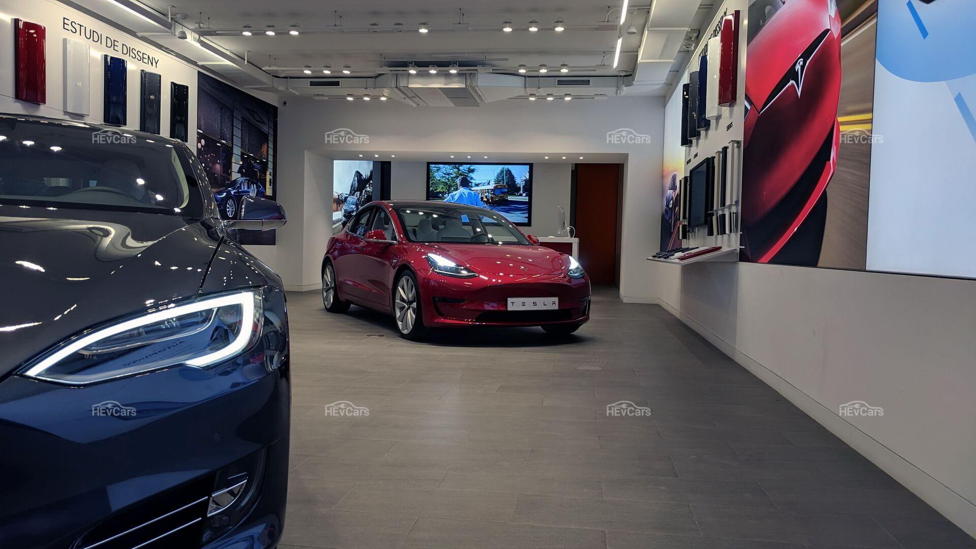 Фотография экоавто Tesla Model 3 Performance - фото 22