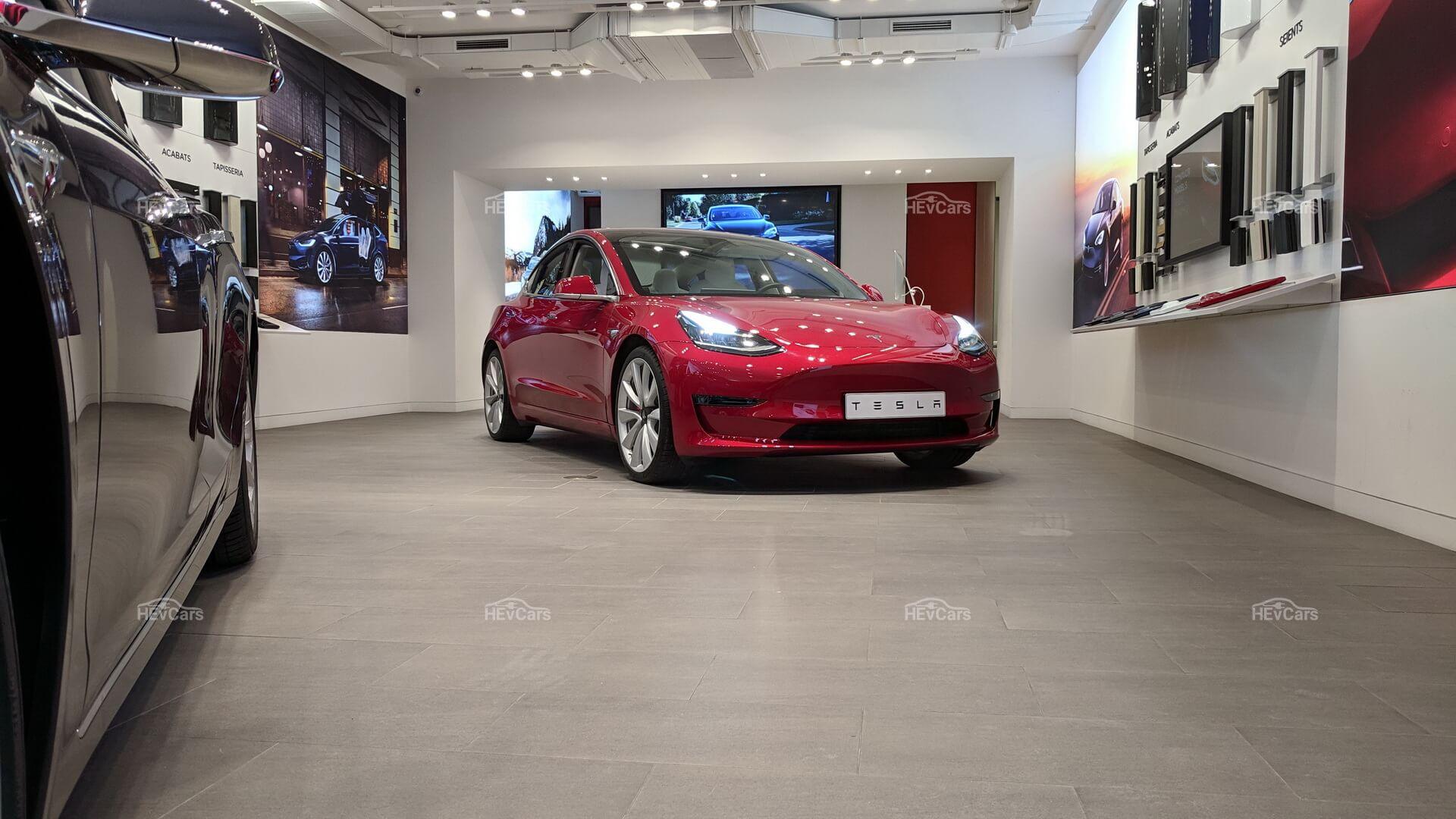 Фотография экоавто Tesla Model 3 Performance - фото 23