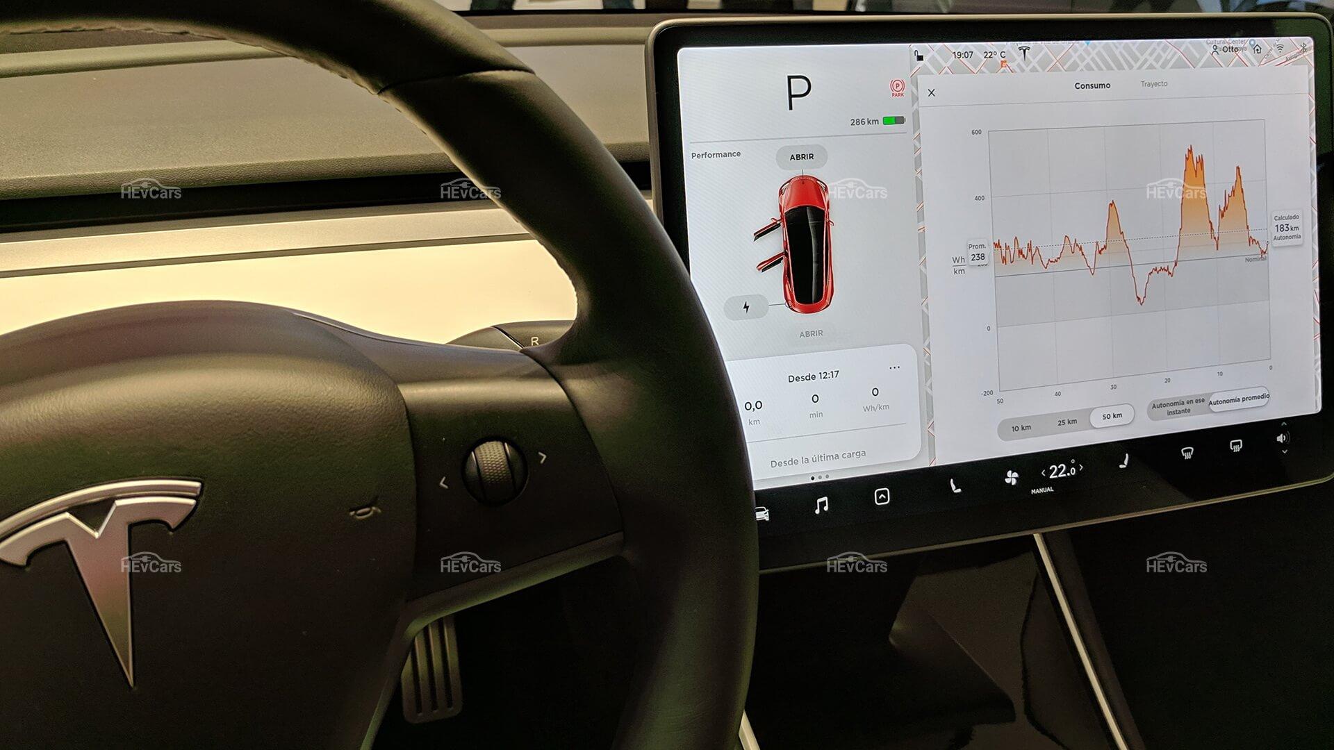 Фотография экоавто Tesla Model 3 Performance - фото 32