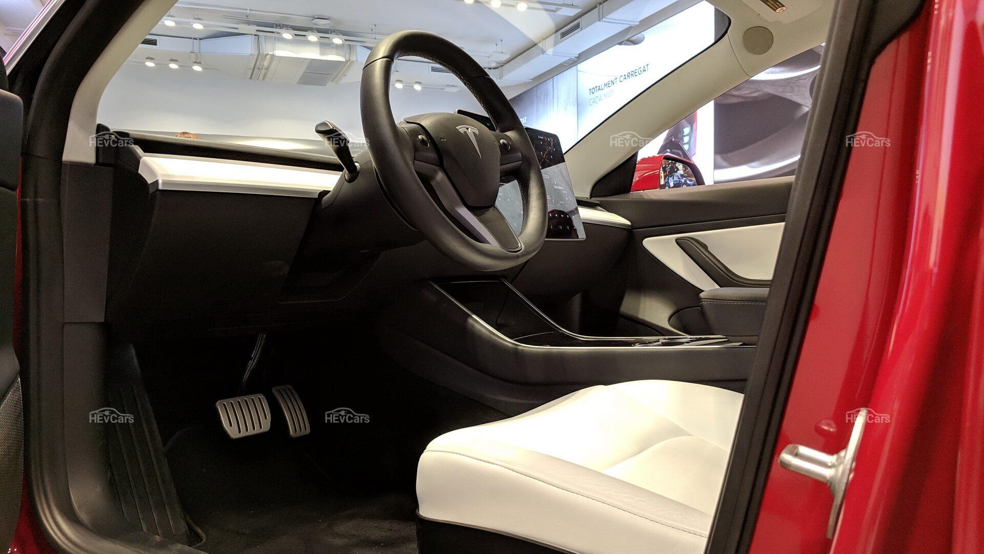 Фотография экоавто Tesla Model 3 Performance - фото 43