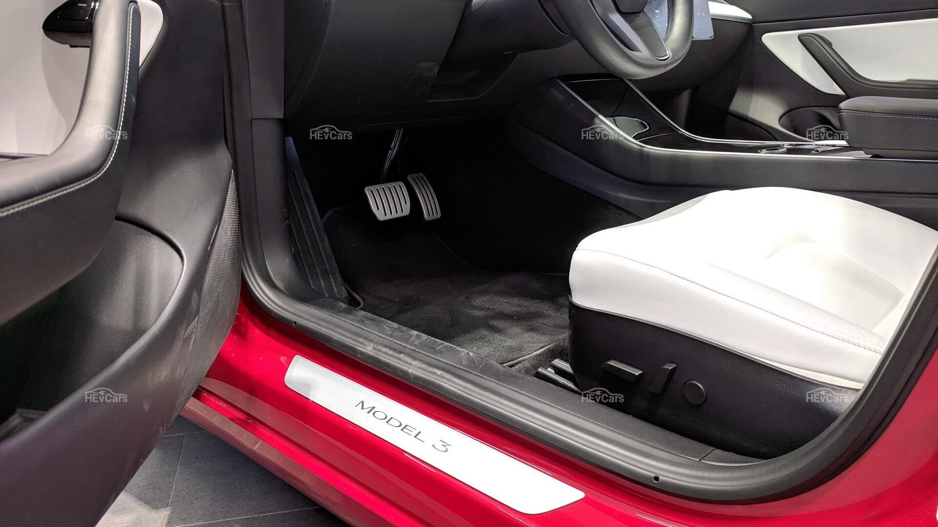 Фотография экоавто Tesla Model 3 Performance - фото 42
