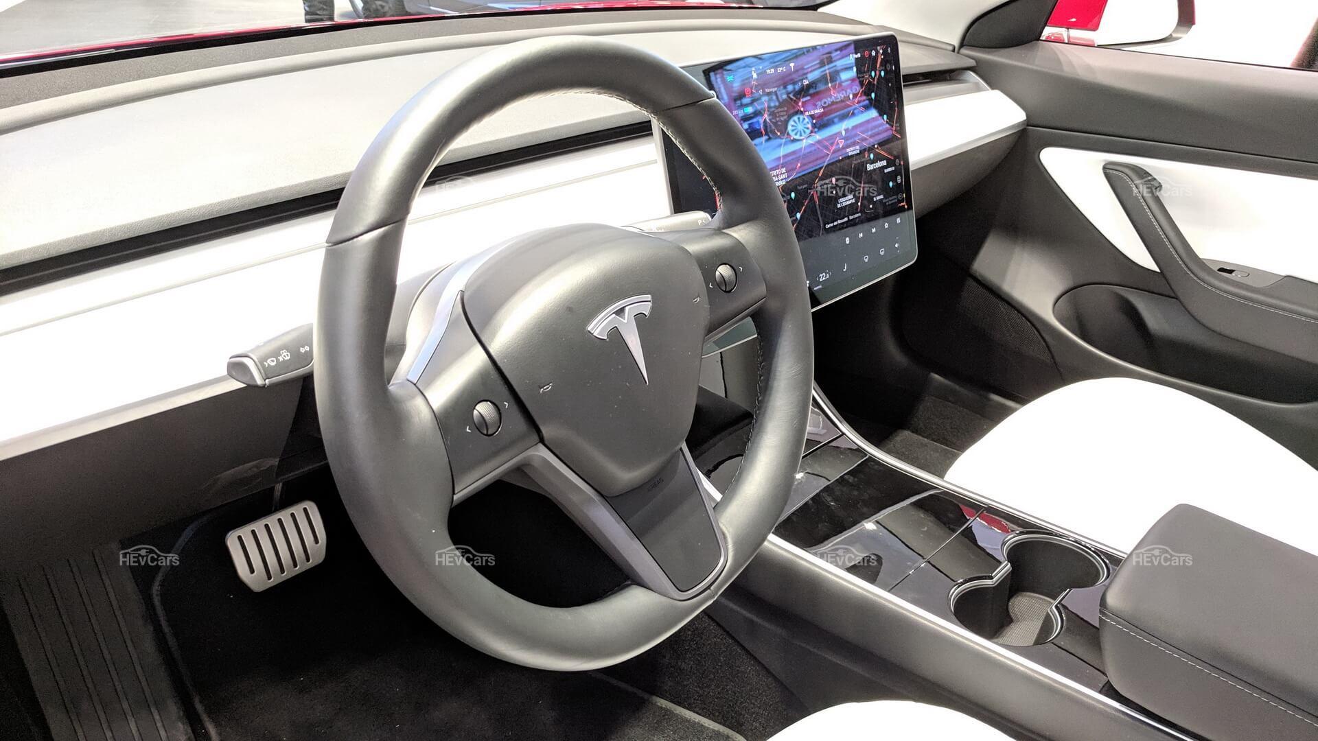 Фотография экоавто Tesla Model 3 Performance - фото 40