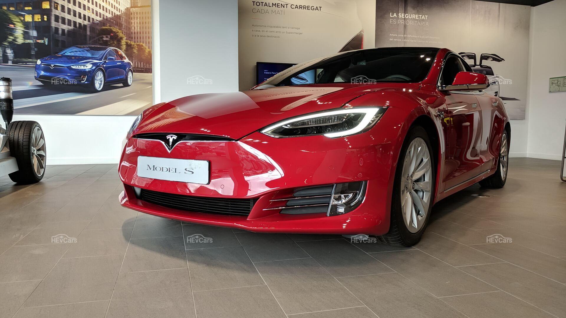 Tesla Model S «Extended Range»