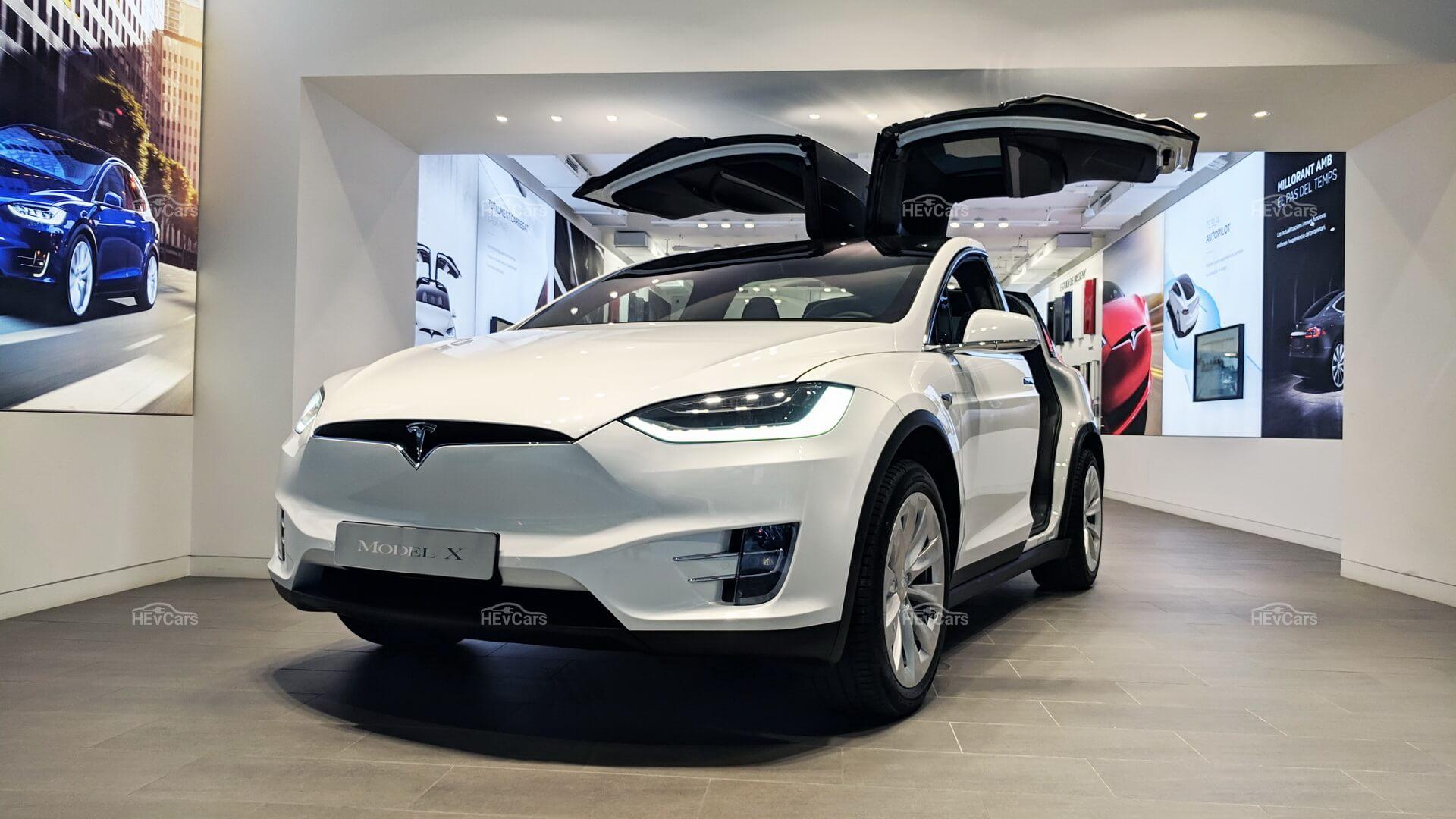Tesla Model X «Extended Range»