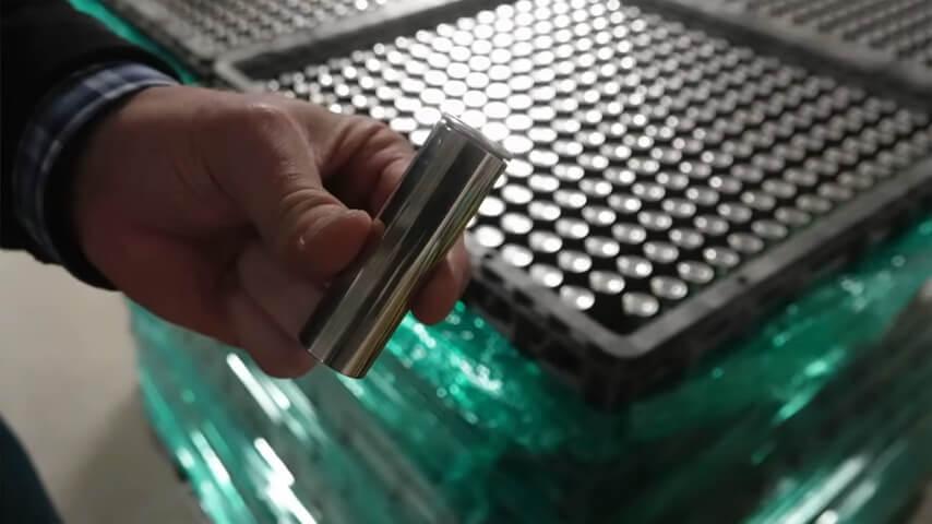 Аккумуляторные батареи Tesla Model 3