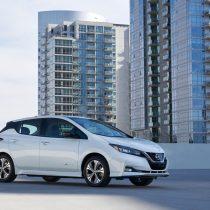 Фотография экоавто Nissan Leaf e+ 2019 (62 кВт⋅ч) - фото 19