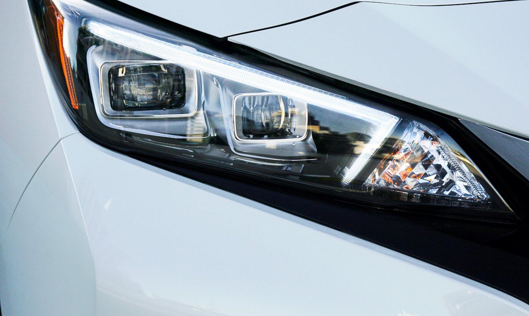 Фотография экоавто Nissan Leaf e+ 2019 (62 кВт⋅ч) - фото 16