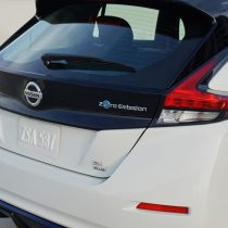Фотография экоавто Nissan Leaf e+ 2019 (62 кВт⋅ч) - фото 12