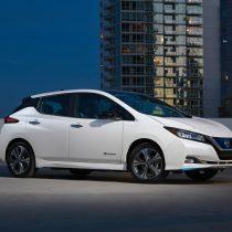Фотография экоавто Nissan Leaf e+ 2019 (62 кВт⋅ч) - фото 9