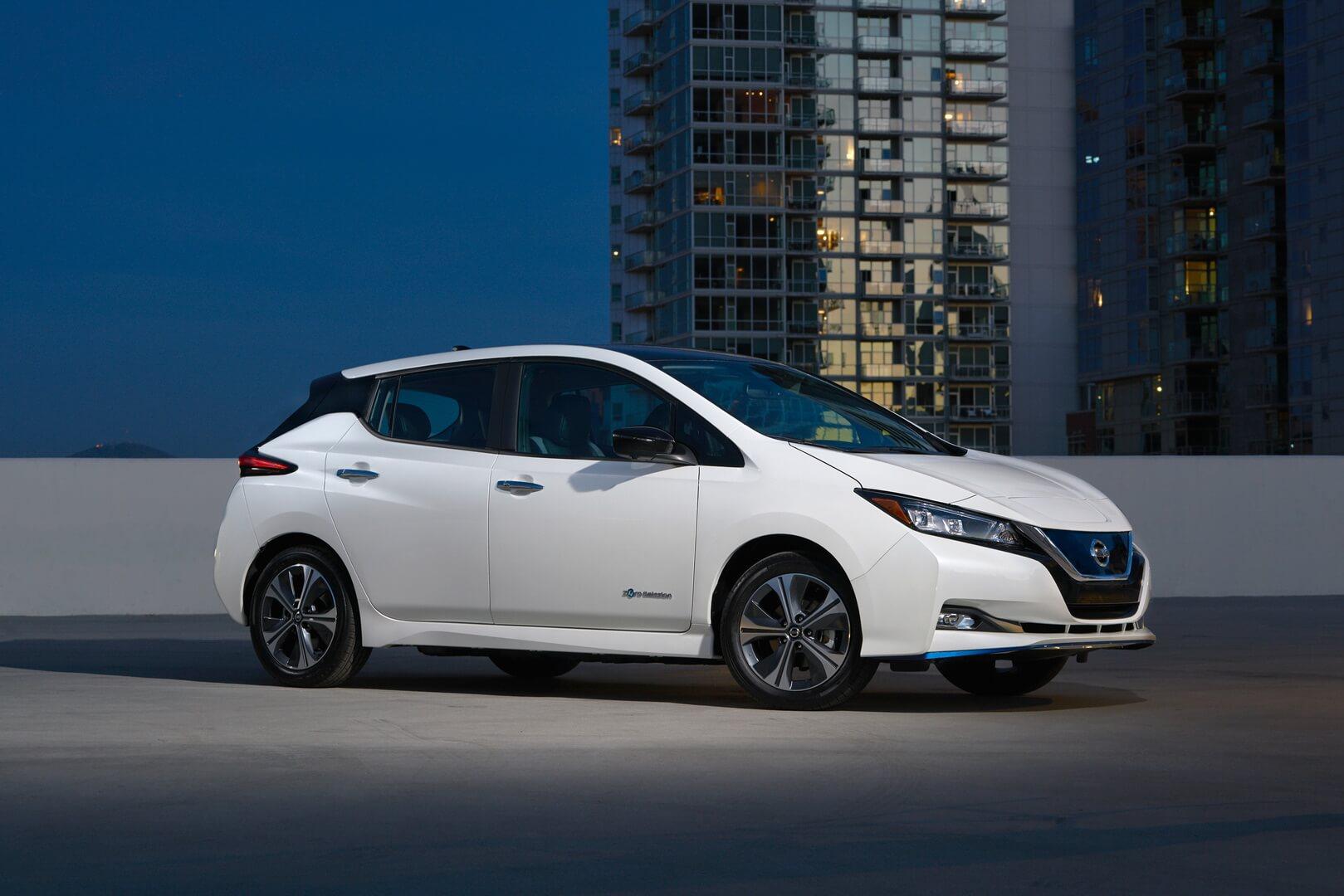 Nissan Leaf e+ (62кВт⋅ч)