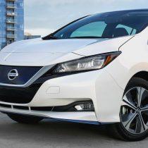 Фотография экоавто Nissan Leaf e+ 2019 (62 кВт⋅ч) - фото 20