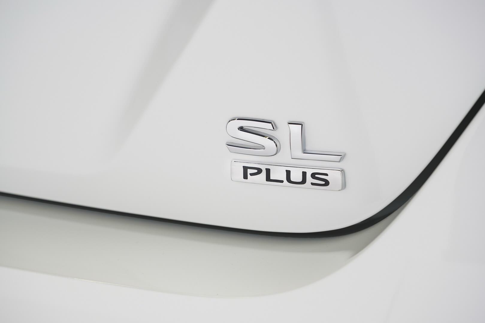 Обозначение самой дорогой комплектации Nissan Leaf Plus