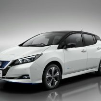 Фотография экоавто Nissan Leaf e+ 2019 (62 кВт⋅ч)