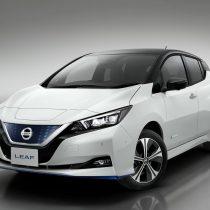 Фотография экоавто Nissan Leaf e+ 2019 (62 кВт⋅ч) - фото 6