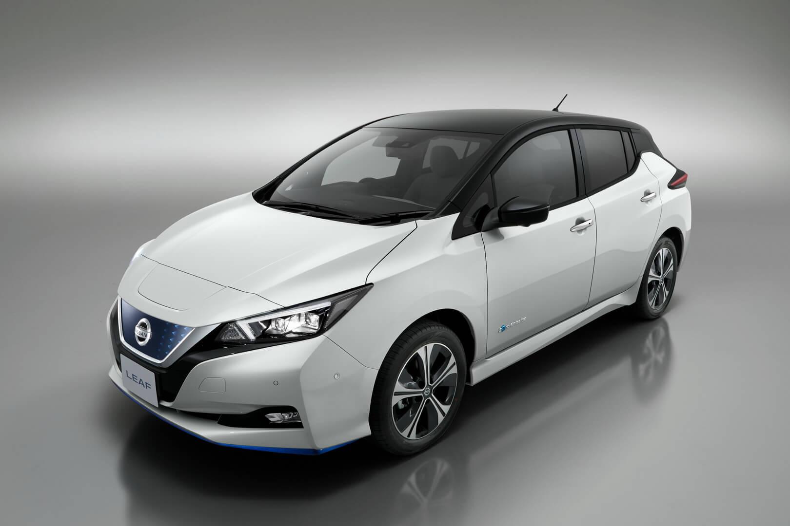 Фотография экоавто Nissan Leaf e+ 2019 (62 кВт⋅ч) - фото 8