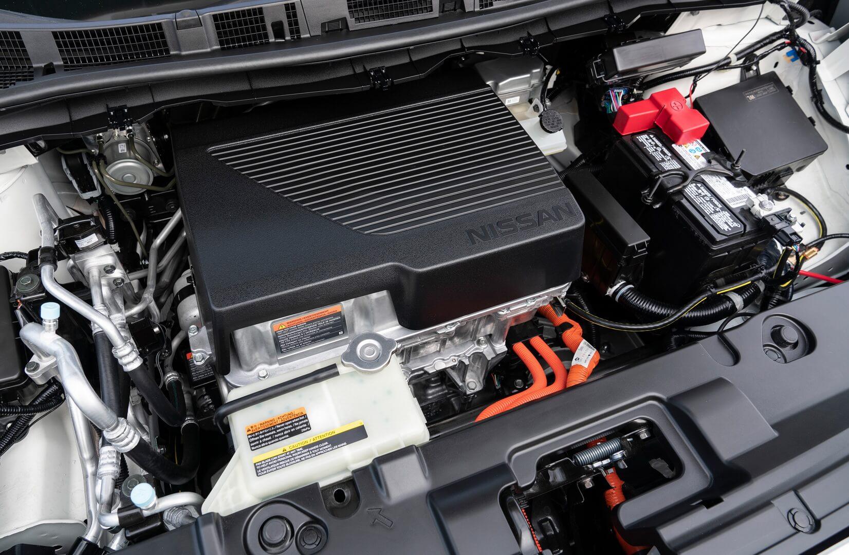 Фотография экоавто Nissan Leaf e+ 2019 (62 кВт⋅ч) - фото 30