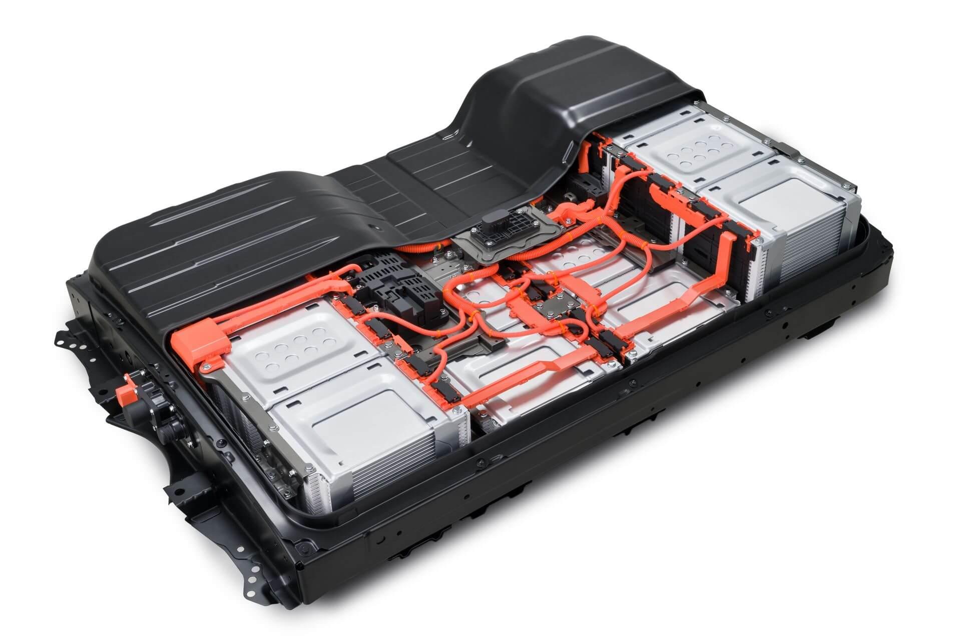 Аккумуляторная батарея Nissan Leaf e+ 2019 на 62 кВт⋅ч - вид 2